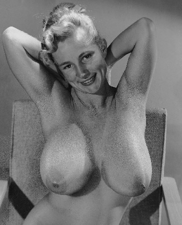 Nice Vintage Mature Big Breasted