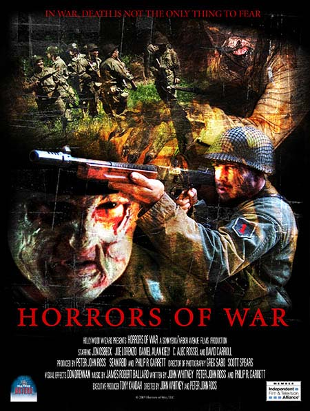 Zombies of War aka Horrors of War movie