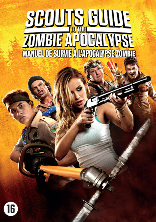 I 'Scouts Guide to the Zombie Apocalypse', the only word ...